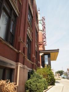 The Athenaeum Theatre, Chicago IL