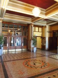 The Athenaeum Theatre, Chicago IL (Lobby)