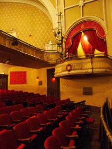 The Athenaeum Theatre, Chicago IL